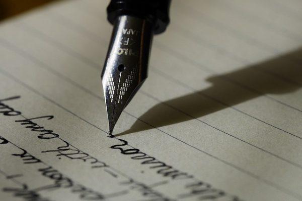 Cursus creatief schrijven